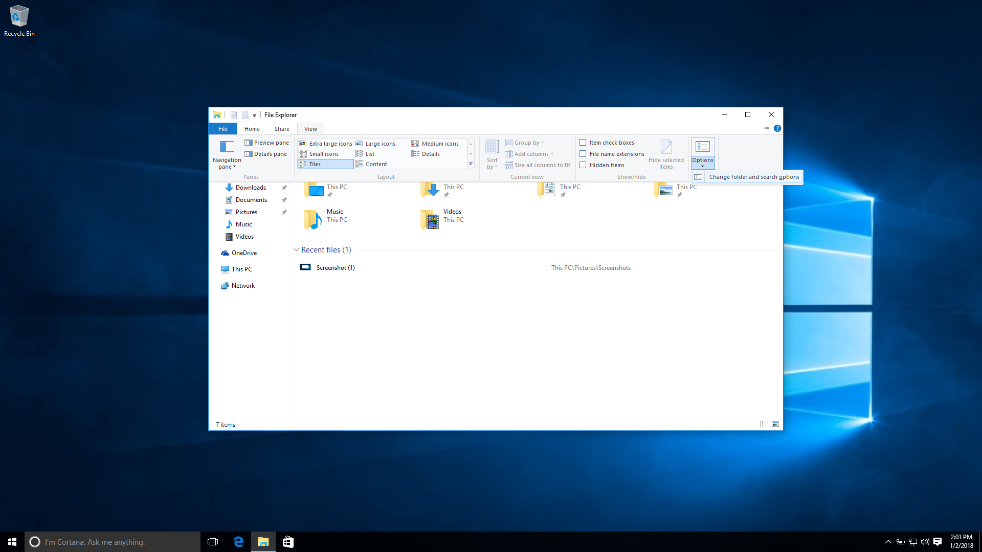 """Make File Explorer Open """"This PC"""" and not """"Quick Access"""
