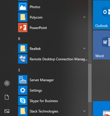 Windows 10 – MSTechpages